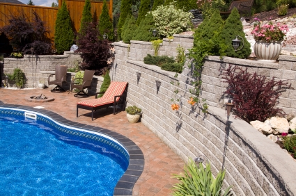 Retaining Walls | ENJ Construction - Fort McMurray Contractor Of Choice